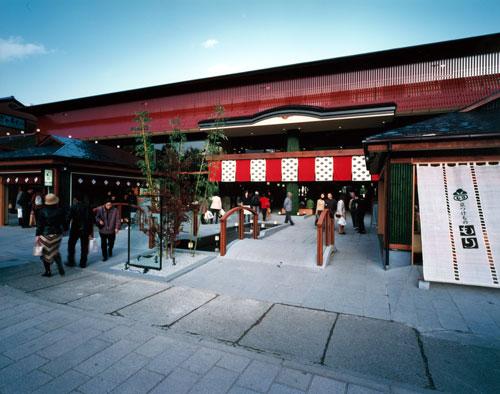 嵐山駅 2004年